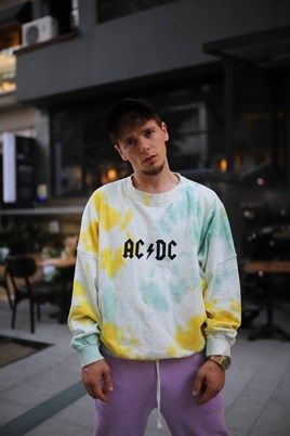 Acdc Colorful Sweat