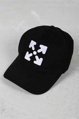 X BLACK CAP, , JR.CRIME